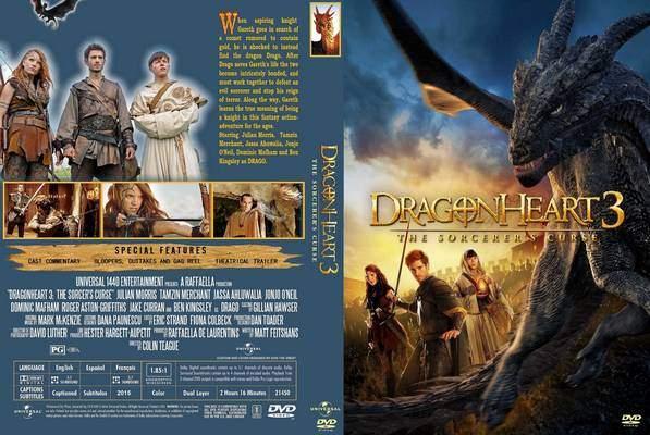 Dragon Heart 3 The Sorcerers Curse